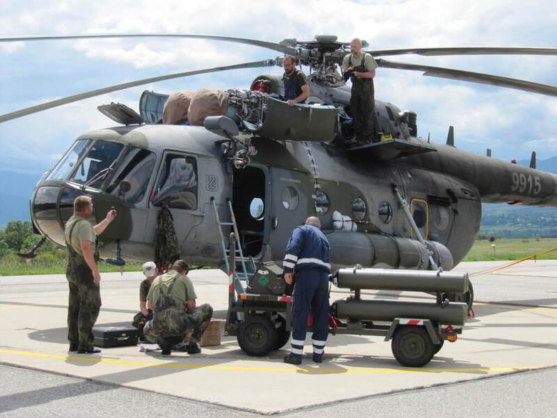 udrzba-vrtulniku-mi-171s