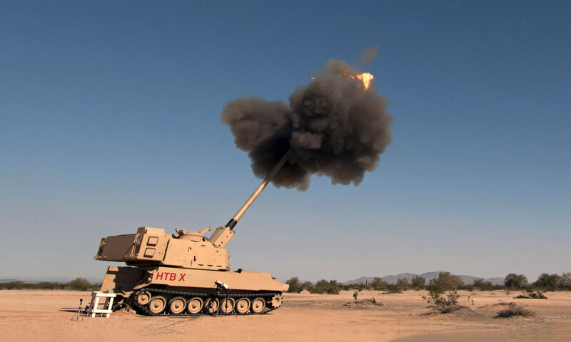 U.S.-Army-M1299-Self-propelled-Howitzer-Featured-image