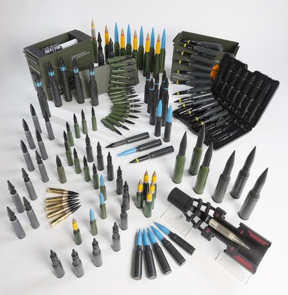 Rheinmetall Medium Caliber Ammunition